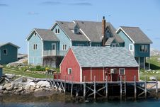 Free Peggy S Cove Royalty Free Stock Photos - 5818438