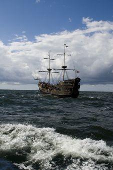Free Old Ship1 Stock Photo - 5819590