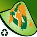 Free Ecology Background Royalty Free Stock Image - 5829876