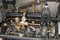 Free Vintage Car Engine Stock Image - 5829911