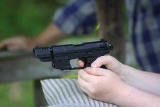 Free Pistol Stock Image - 5820641
