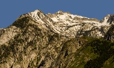 Wasatch Royalty Free Stock Image