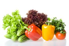 Free Still-life With Vegetables Stock Photography - 5821952