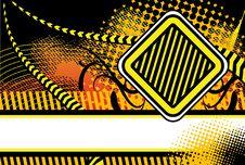 Free Rescue - Yellow, Orange, White And Black Royalty Free Stock Photo - 5822105