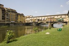 Free Ponte Vecchio, Florence Royalty Free Stock Photos - 5822118