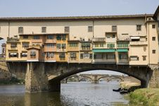 Free Ponte Vecchio, Florence Royalty Free Stock Images - 5822179