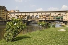 Free Ponte Vecchio, Florence Stock Images - 5822304