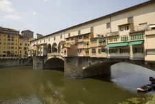 Free Ponte Vecchio, Florence Royalty Free Stock Images - 5822329