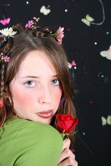 Free Girl Stock Photo - 5822380