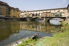 Free Ponte Vecchio, Florence Stock Image - 5822411