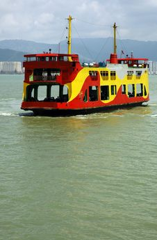 Free Ferry Stock Images - 5822444
