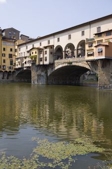 Free Ponte Vecchio, Florence Royalty Free Stock Images - 5822479