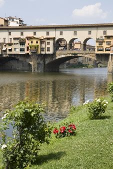 Free Ponte Vecchio, Florence Stock Photo - 5822510