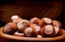 Free Nuts Stock Photography - 5822542