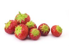 Free Red Strawberries Stock Photography - 5822662