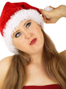 Free Mrs Santa Confuse Stock Photos - 5822763