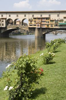Free Ponte Vecchio, Florence Stock Photo - 5822870