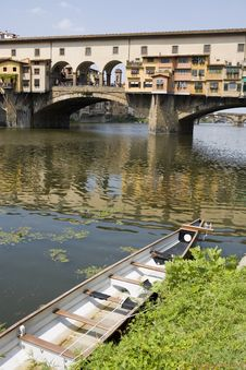 Free Ponte Vecchio, Florence Stock Images - 5822984