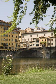 Free Ponte Vecchio, Florence Stock Image - 5823071