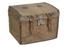 Free Old Chest Stock Photography - 5823152
