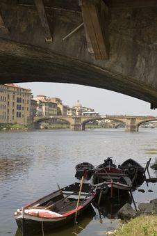 Free Ponte Vecchio, Florence Stock Image - 5823231