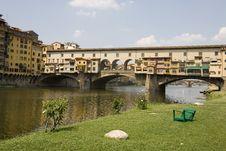 Free Ponte Vecchio, Florence Stock Image - 5823281
