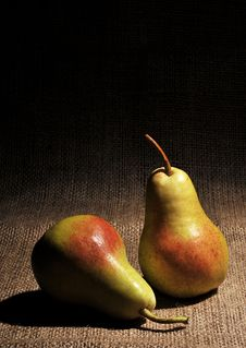 Free Pears Royalty Free Stock Image - 5823526