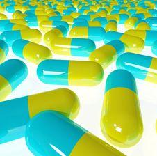 Free Pills Stock Image - 5823701