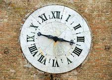 Free Antique Clock Royalty Free Stock Photos - 5824228