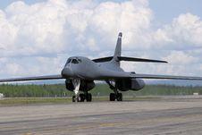 Free B-1B Bomber USAF Stock Photography - 5824682