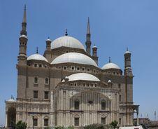 Muhammad Ali Mosque Stock Images