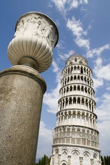 Free Tower Of Pisa Royalty Free Stock Photography - 5827197