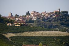 Free Hillside In Piemonte Stock Photos - 5827303