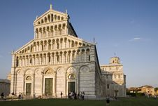 Free Campo Dei Miracoli, Pisa Royalty Free Stock Images - 5827409