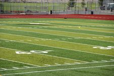 Free Astro Turf Field Stock Photos - 5828763