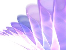 Free Soft Fractal Flower Royalty Free Stock Photo - 5829075