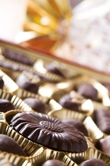 Free Chocolate Sweets Stock Photos - 5829113