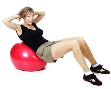 Free Exercise Royalty Free Stock Image - 5829366