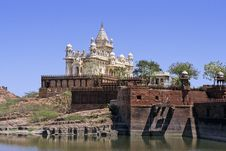 Free Jodhpur Memorial Royalty Free Stock Photography - 5829367