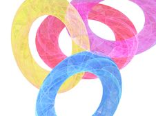 Free Rings Royalty Free Stock Image - 5829416