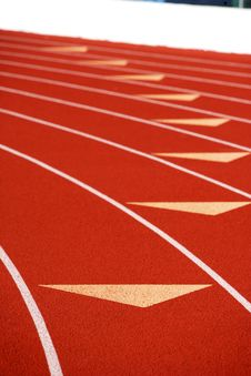 Free Track Lanes Stock Photography - 5829542