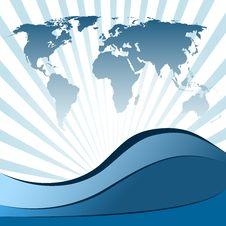 Free Ecology Background Royalty Free Stock Photo - 5829545