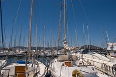 Free Yacht Stock Images - 5829904
