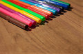 Free Colored Markers Royalty Free Stock Photography - 58294037