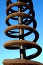 Free Farm Machine Spiral Detail Royalty Free Stock Images - 5831039