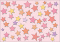 Free Abstract Star Background Royalty Free Stock Images - 5834329