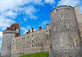 Free Walls And Tower Of Windsor Castle Stock Photos - 5837503