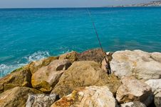 Free Fishing Rod Stock Images - 5830054
