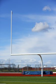 Free Astro Turf Field Royalty Free Stock Images - 5830079