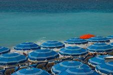 Free Sunshade Royalty Free Stock Image - 5830336